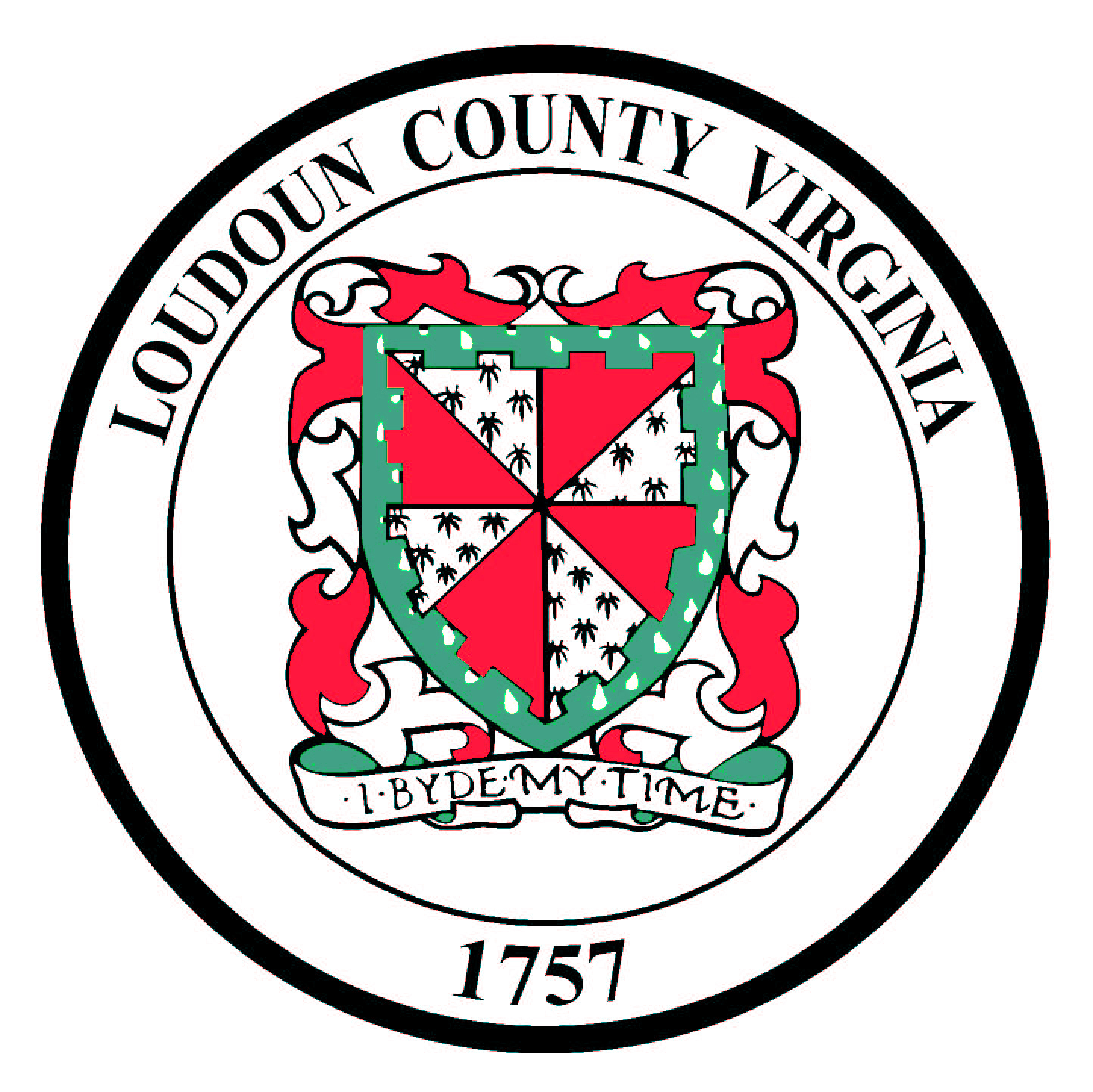 Loudoun County Seal Logo
