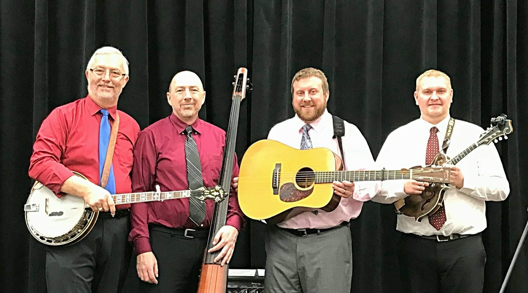 2018 Performers Lucketts Bluegrass